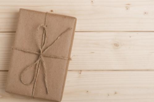 CREATE YOUR OWN | KRAFT BOX