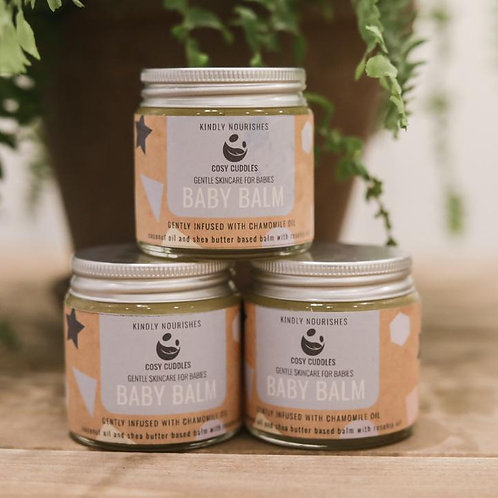 COSY COTTAGE   COSY CUDDLES BABY BABY BALM WITH ROSEHIP OIL