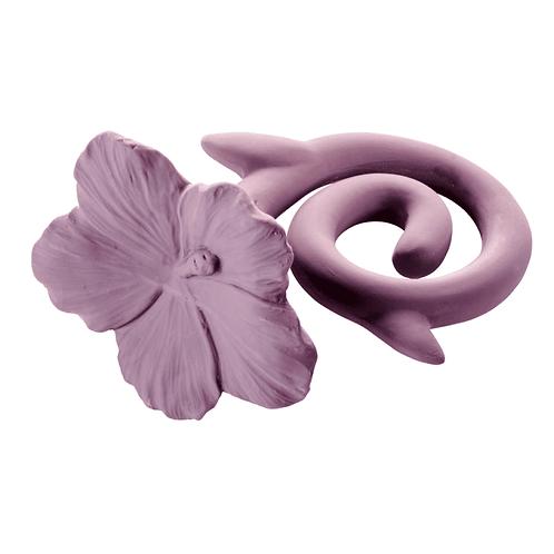 NATRUBA TEETHER | HAWAII FLOWER