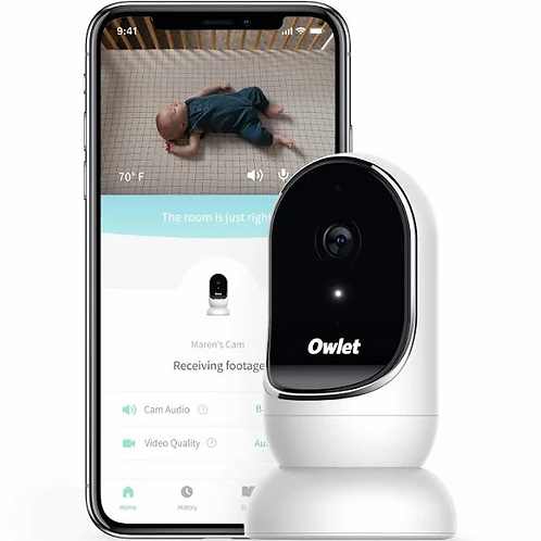 Owlet Cam | Baby Monitor