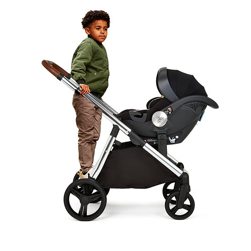 IckleBubba   Eclipse I-Size Travel System with Mercury Car Seat and Isofix Base