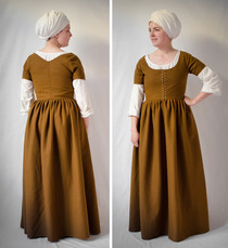 Kirtle, late 15th century