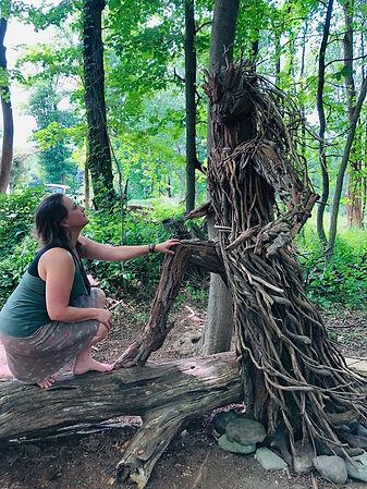 Art of Amy Senn,  Goddess Imagery