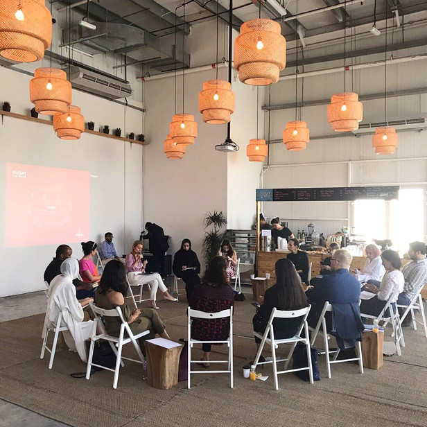DUBAI: Cultivating a Creative Culture & Economy