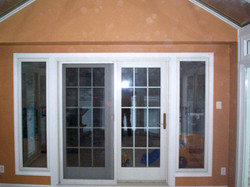 Door completed by Home Improvement Center