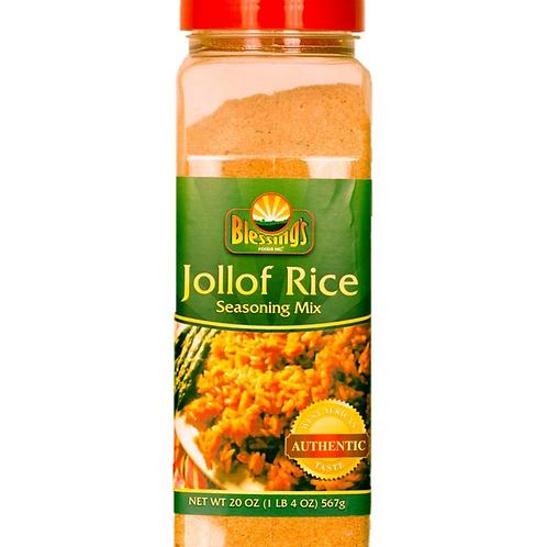 Jollof Seasoning Mix (Family Size)