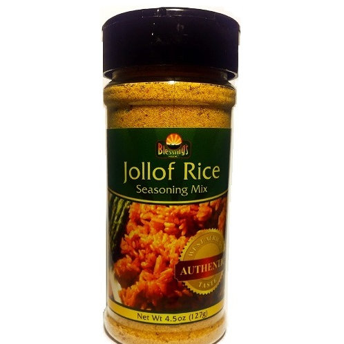 Jollof Seasoning Mix (Travel Size)