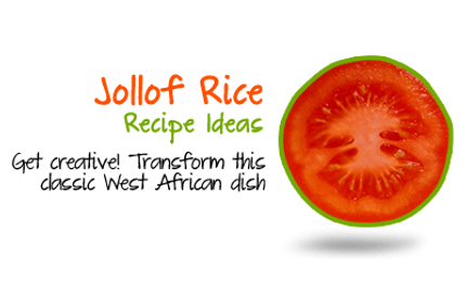 Jollof Rice Seasoning Mix Recipe Ideas