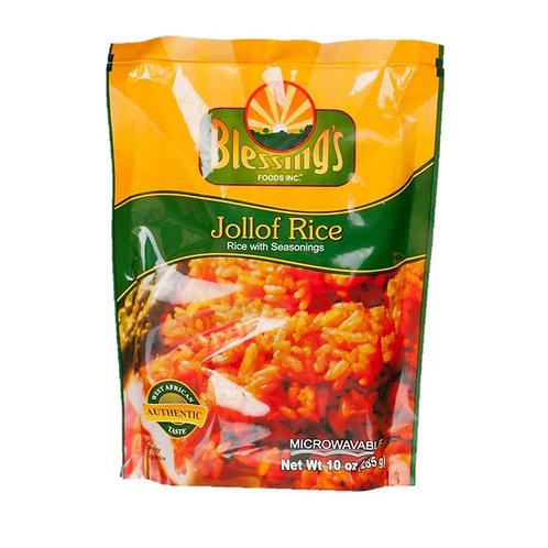 Blessing's Foods Jollof Pack
