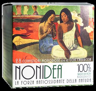 Nonidea info