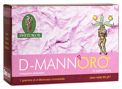 D-mannoro info