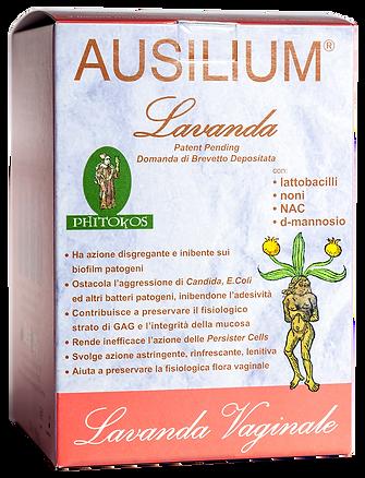 Ausilium Lavanda info