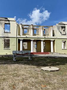 Abandoned Hospital Grounds