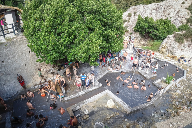 Vulcano Mud Baths