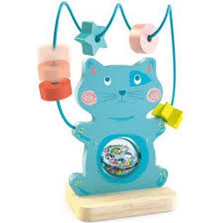 Minty Djeco Activity Toy