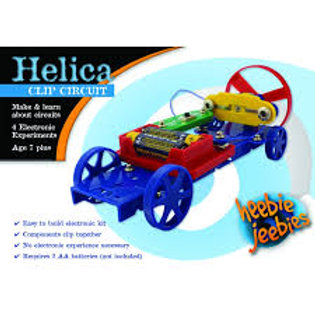 HJ Helica Clip Circuit