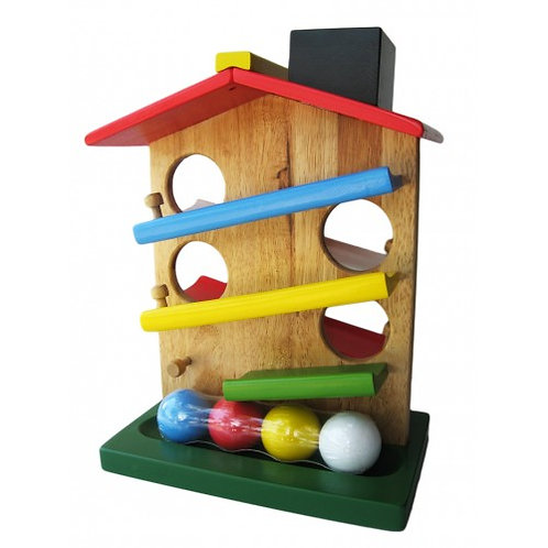 Ball Falling House