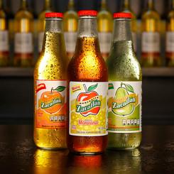 Etiquetas Bebidas (sin alcohol)