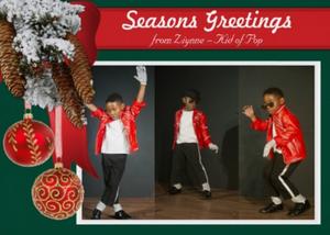 Wishing you joy, hope, and peace!
