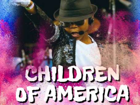 Children of America...We Are The World!