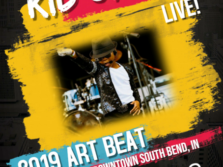 The Kid of Pop Set to Perform at Art Beat