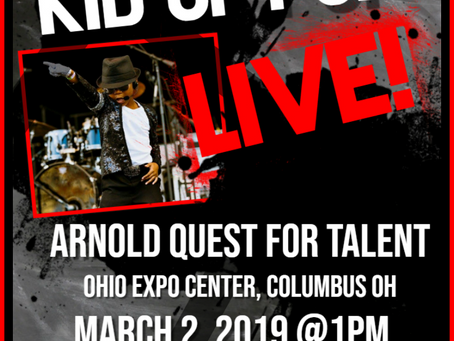 Arnold Quest For Talent