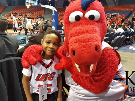 UIC Flames to Host School Day Outing