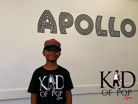 """Apollo Theater,""""Where Stars Are Born And Legends Are Made!"""""""