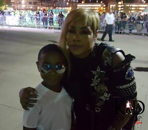 Ziynne - Kid of Pop with TLC Member T-Boz