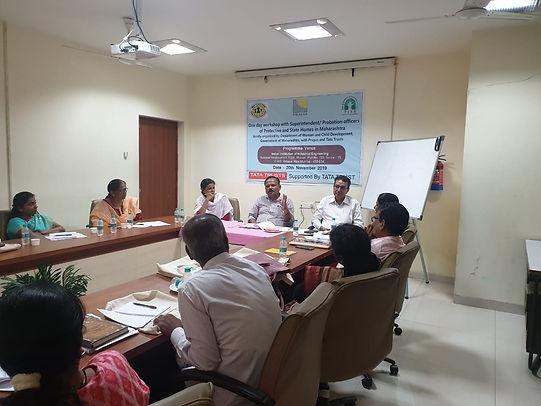 4 - Workshop organized by Prayas with of