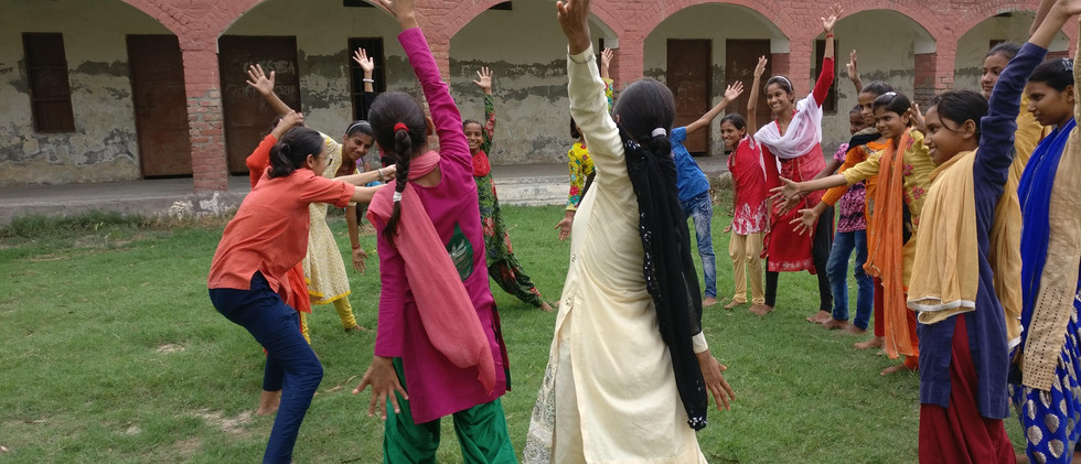 Girls of KGBV Nuh in a session of Dance and Movement Therapy - Vaibhav Kumar-min.jpg