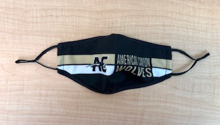 AC Branded Face Mask