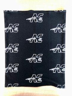 AC Branded Nylon Neck Buff