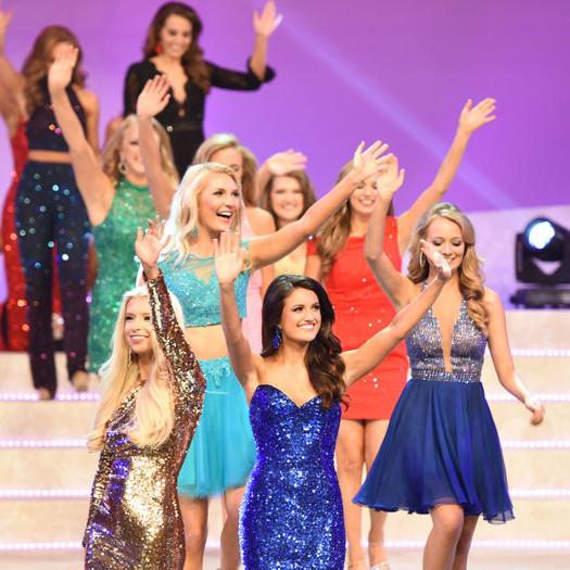 2021 Miss CA Volunteer Scholarship Pageant