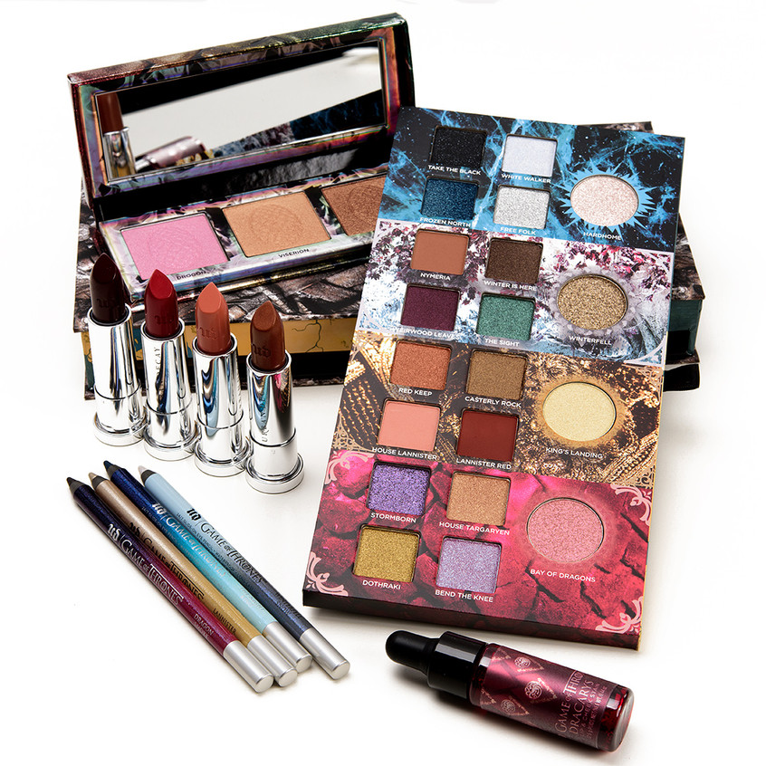 URBAN DECAY x GOT Make up Collection