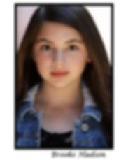 Kids Acting Headshot Atlanta - Jacquelyn Evola : Actress www.HOLLYWOODHEADSHOTS.info