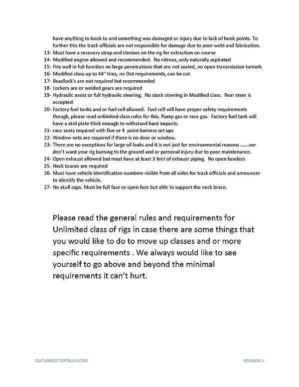 OTTA Technical Requirements