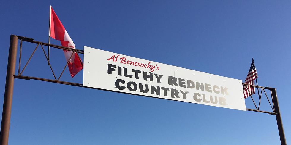 Trucks Gone Wild @ Al Benesocky's Filthy Redneck Country Club