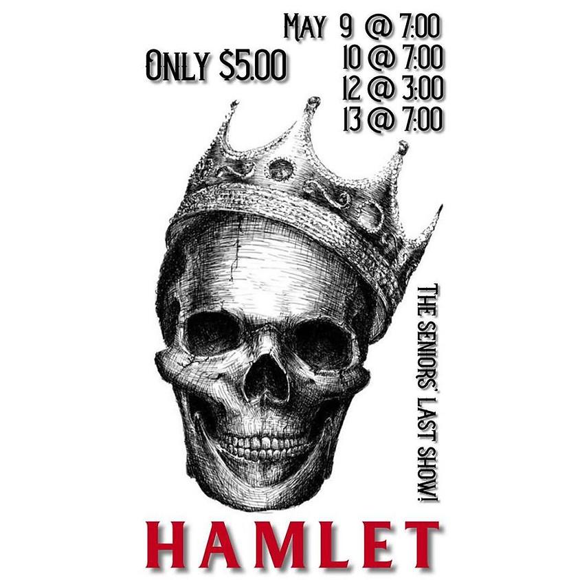 "JOHS Bobcat Players Present ""Hamlet"""
