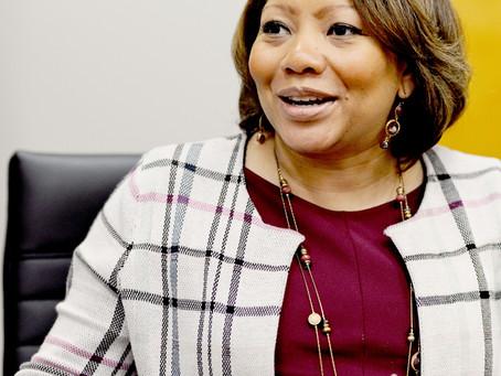 JOHS Graduate, Dr. Adrienne Battle, is New Director of Schools!
