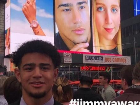 Jimmy Awards Nominee Trenton McCrary