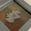 Thumbnail: Love Scotland Tartan Textile | 10cm Grey