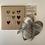 Thumbnail: Tartan Heart Textile Card