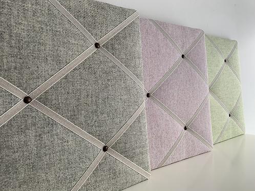 Tweed Fabric Memo Board