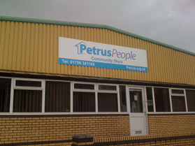 Petrus People Sign