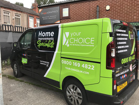 Your Choice Vehicle Graphics