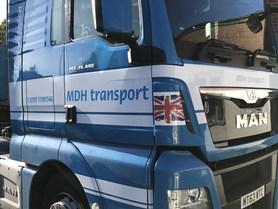 MDH Transport graphics