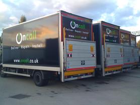 Oncall Vehicle Graphics