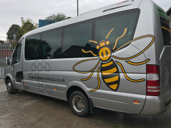 Beeline Coach Graphics