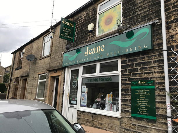 Jeane Signs & Window Graphics